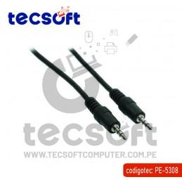Cable de audio sonido