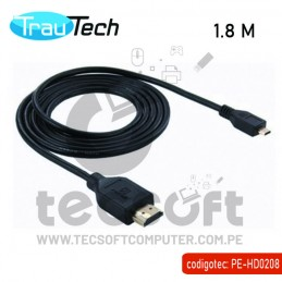 CABLE HDMI TO MICRO 5 PIN...