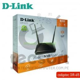 Router D-Link N300 DIR-615
