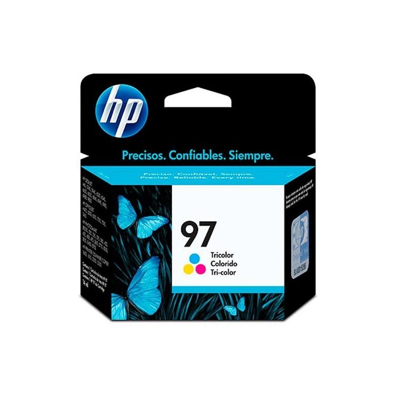 Tinta HP 97 Tricolor