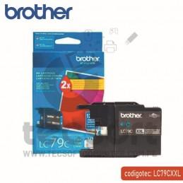 TINTA BROTHER LC79CXXL...