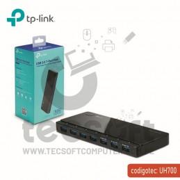 Hub de 7 Puertos USB 3.0