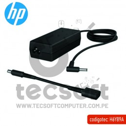 HP 65W SLIM AC ADAPTER...