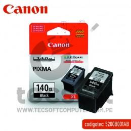 TINTA CANON PG-140XL NEGRO13ML