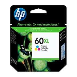 Tinta HP 60XL Tricolor