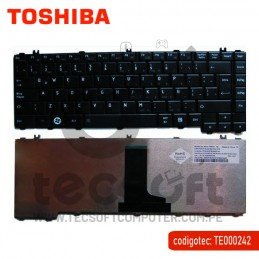 Teclado Genérico Toshiba...