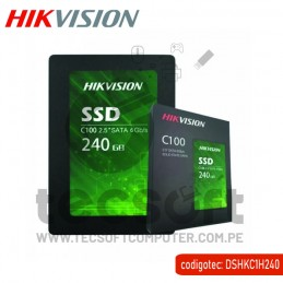 Disco Solido SSD Hikvision...