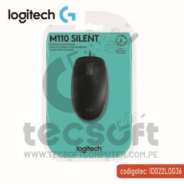 Logitech M110 Silent –...