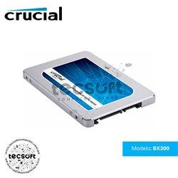 Disco Duro SSD CRUCIAL BX300