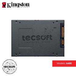 Disco Duro SSD Kingston A400 240GB