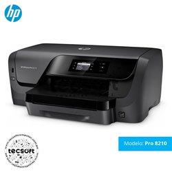 Impresora HP OfficeJet Pro 8210