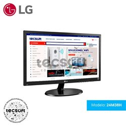 "Monitor LG 24"" - LED (23.6"" Diagonal)"