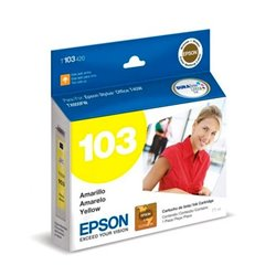 Tinta Epson 103 Yellow