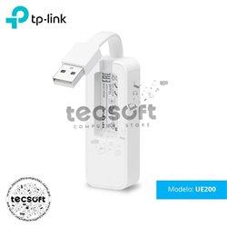 Adaptador de Red USB 2.0 a Ethernet a 100Mbps