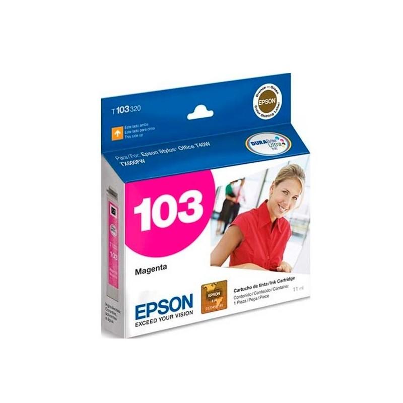 Tinta Epson 103 Magenta