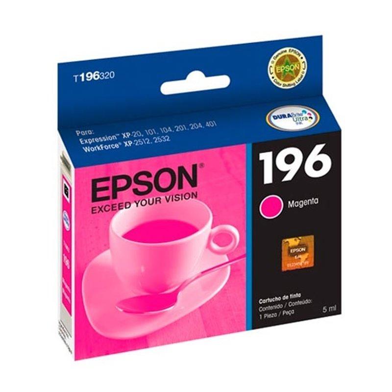 Tinta Epson 196 Magenta