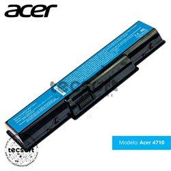 Batería de 6 celdas 5200mah para Acer Aspire 4710