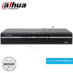 DVR Dahua Fivebrid Grabadora 8 Canales Hd Audio