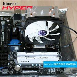 Memoria RAM Kingston HyperX FURY 8GB
