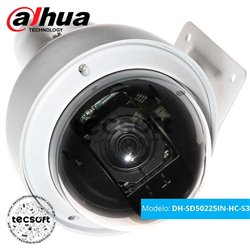 Camera speed dome motorizada HDCVI PTZ