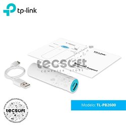 Power Bank 2600mAh TL-PB2600