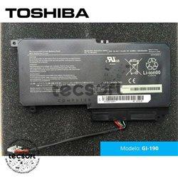 Batería Toshiba PA5107U-1BRS - L45d L50 S55 P55 L55t