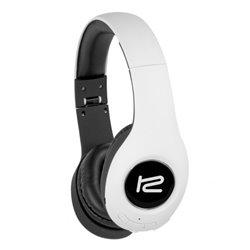 Auricular plegable Bluetooth® con ranura de micro SD KX KHS-630WH
