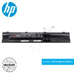 Batería HP ProBook 450 G1 [6 Cells 5200mAh 10.8V]