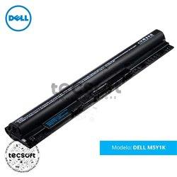 Batería DELL M5Y1K [4 Cells 2630mAh/40Wh 14.8V]