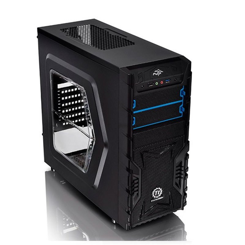Case Mid Tower 500W Thermaltake Versa H23