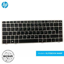 TECLADO HP ELITEBOOK 8460P 8460W SERIES