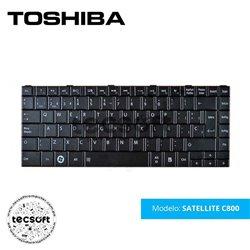 TECLADO PARA TOSHIBA SATELLITE C800 L800 L805 L840 C800D C805 C840 C845 C845D