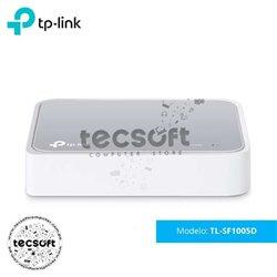 Switch de escritorio de 5 puertos 10/100 TL-SF1005D