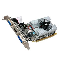 Tarjeta de Video Nvidia GF 1GB DDR3 MSI 210