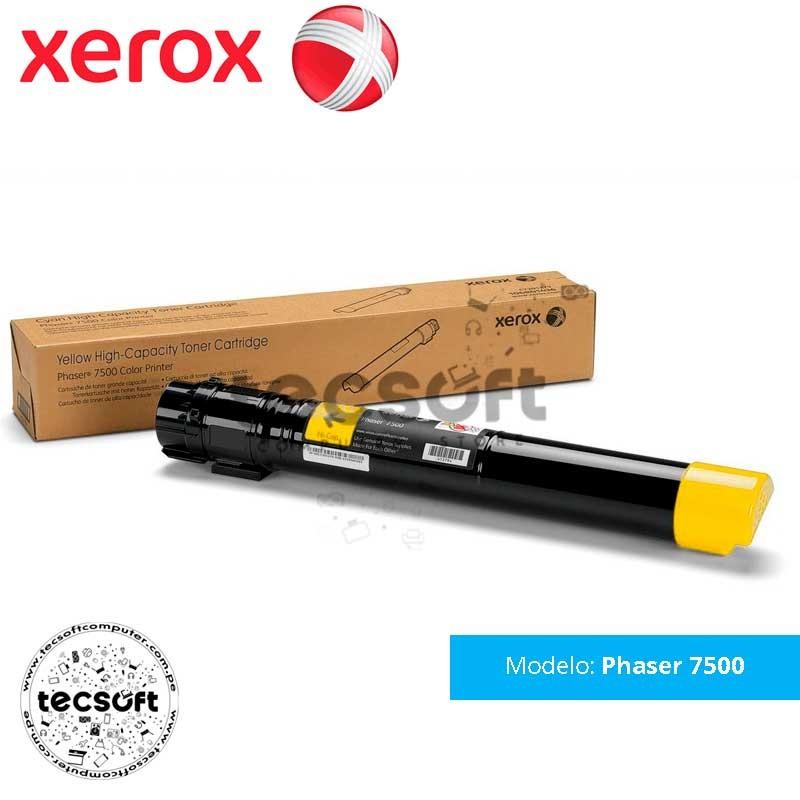 Tóner Xerox 106R01534 Negro, 13.000 Páginas
