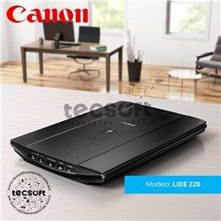 Escáneres CanoScan para fotos y documentos  Canon CanoScan LiDE 220