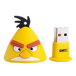 USB 8GB 2.0 Flash drive Angry Birds Yellow Bird