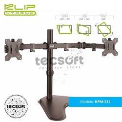 Soporte | doble para monitor LCD/LED KPM-311