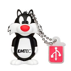 USB 8GB 2.0 Flash drive Looney Tunes Silvestre