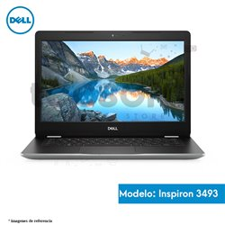 "Dell Inspiron 14 3493 - Notebook - 14""  Intel Core i5 i5-1035G1 / 1 GHz 8 GB DDR4 SDRAM 256 GB SSD"