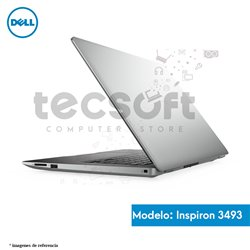"Dell Inspiron 14 3493 - Notebook - 14""  Intel Core i5 i5-1035G1 / 1 GHz 8 GB DDR4 SDRAM 256 GB SSD"