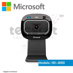 Microsoft - LifeCam HD-3000