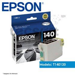 Cartucho Epson original de tinta 140 Stylus (T140120 T-140)
