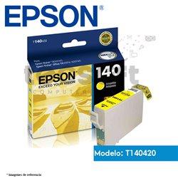 Cartucho Epson original de tinta 140 Stylus (T140420 T-140)