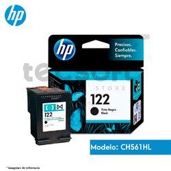 Cartucho de Tinta HP 122 Negro Original CH561HL