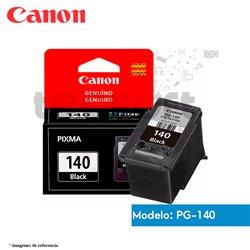 Cartucho de Tinta CANON 140 Negro Original (PG-140)