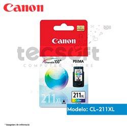 Cartucho de Tinta CANON 211XL Color Original (CL-211XL)